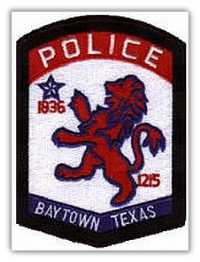 Baytown Police Department