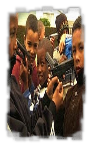 Black Kids With Guns