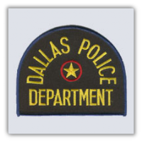 Dallas Police Department, Texas Patch