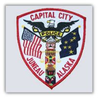 Juneau Police Department, AK. Patch
