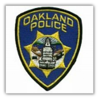 Oakland Police Department, CA. Patch
