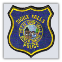 Sioux Falls Police Department, SD. Patch