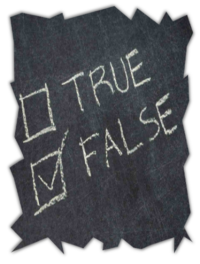 True / False Gang Rumors