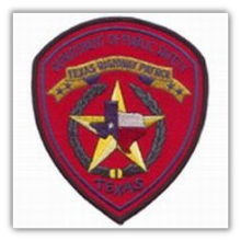 Texas Department of Public Safety Patch